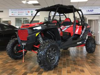 Used 2018 Polaris RZR XP 4 TURBO EPS DYNAMIX EDITION - 168HP! NAV! BLUETOOTH! REAR FACING CAM! for sale in Belleville, ON