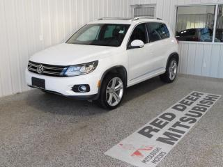 Used 2014 Volkswagen Tiguan for sale in Red Deer, AB