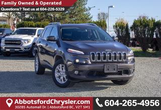 Used 2015 Jeep Cherokee North *LOCALLY DRIVEN* for sale in Abbotsford, BC