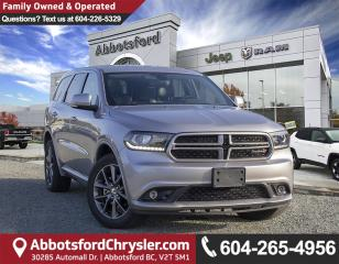Used 2018 Dodge Durango GT *ACCIDENT FREE* *LOCALLY DRIVEN* for sale in Abbotsford, BC