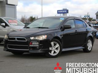 Used 2013 Mitsubishi Lancer HEATED SEATS | SUNROOF | WARRANTY TO 2023 for sale in Fredericton, NB
