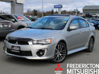 Used 2017 Mitsubishi Lancer GTS HEATED SEATS | SUNROOF | WARRANTY TO 160K for sale in Fredericton, NB