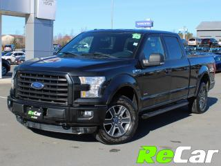 Used 2015 Ford F-150 XLT FX4   3.5L ECOBOOST   CREW for sale in Fredericton, NB