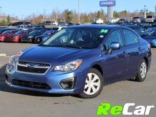 Used 2014 Subaru Impreza 2.0i AWD | AUTO | ONLY $66/WK TAX INC. $0 DOWN for sale in Fredericton, NB