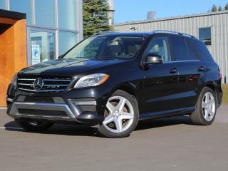 Used 2013 Mercedes-Benz ML-Class AWD | DIESEL | LEATHER | HARMAN/KARDON AUDIO for sale in Fredericton, NB