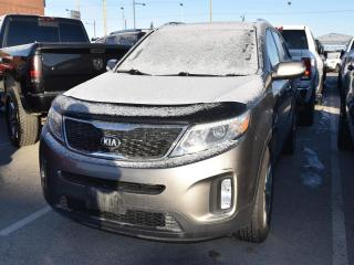 Used 2015 Kia Sorento EX V6 PANORAMIC SUNROOF/LEATHER/REAR CAMERA for sale in Concord, ON