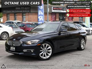 Used 2014 BMW 320i xDrive ACCIDENT FREE! ONE OWNER! AWD! MINT CONDITION! for sale in Scarborough, ON