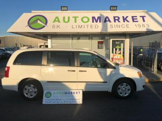 Used 2010 Dodge Grand Caravan Cargo Van FINANCE IT! for sale in Langley, BC
