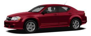 Used 2012 Dodge Avenger SXT for sale in Ottawa, ON