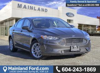 Used 2019 Ford Fusion SE for sale in Surrey, BC