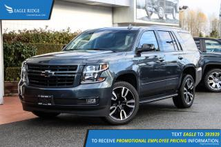 New 2019 Chevrolet Tahoe Premier Navigation, Leather, Sunroof for sale in Coquitlam, BC