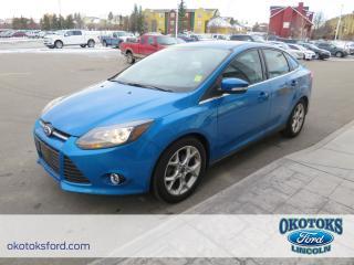 Used 2013 Ford Focus Titanium for sale in Okotoks, AB