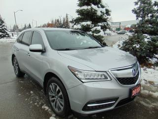 Used 2015 Acura MDX Technology Package  for sale in Brampton, ON