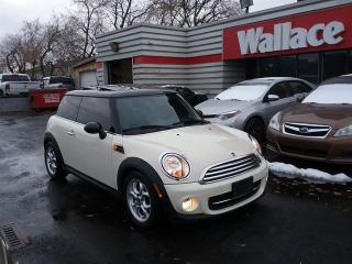 Used 2013 MINI Cooper Coupe with Leather & Sunroof for sale in Ottawa, ON
