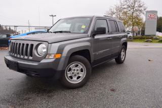 Used 2011 Jeep Patriot PL/PW/AUTO/FWD for sale in Coquitlam, BC