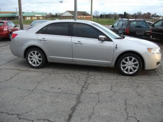 Used 2010 Lincoln MKZ VERY VERY VERY NICE CAR for sale in Fonthill, ON