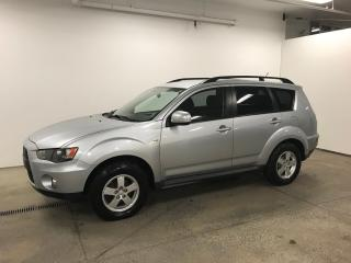 Used 2011 Mitsubishi Outlander LS, Awd for sale in St-Hubert, QC