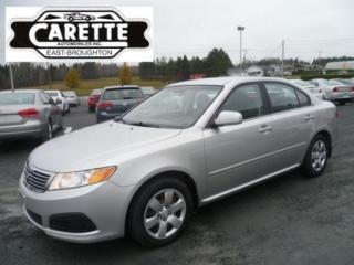 Used 2009 Kia Magentis LX for sale in East broughton, QC