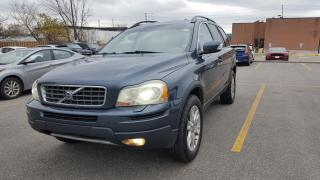 Used 2007 Volvo XC90 AWD 5dr I6 7 Seat for sale in Mississauga, ON