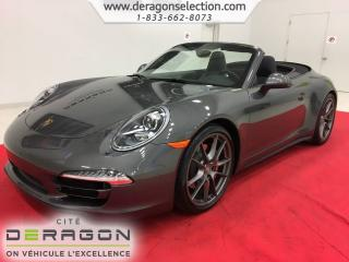 Used 2013 Porsche 911 Carrera + 4s for sale in Cowansville, QC