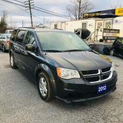 2012 Dodge Grand Caravan 100% APPROVED-GPS NAVi+R.Camera +++