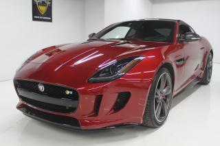 Used 2015 Jaguar F-Type V8 R for sale in Oakville, ON