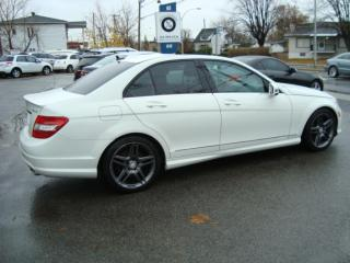 Used 2010 Mercedes-Benz C-Class C 350 4 Matic Amg for sale in Ste-Thérèse, QC