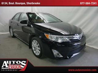 Used 2013 Toyota Camry Xle + Cuir + Toit for sale in Sherbrooke, QC