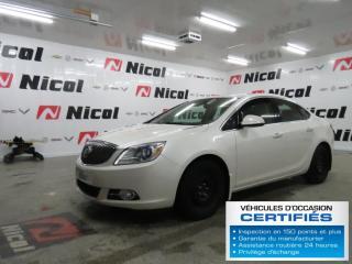 Used 2015 Buick Verano for sale in La Sarre, QC