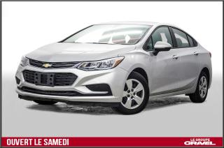 Used 2018 Chevrolet Cruze Ls Camera A/c for sale in Montréal, QC