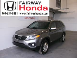 Used 2012 Kia Sorento LX for sale in Halifax, NS