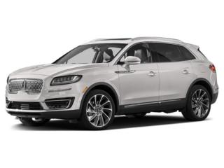 New 2019 Lincoln Nautilus RESERVE for sale in Fredericton, NB