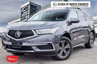 Used 2017 Acura MDX at Accident Free| Remote Start| Black-Up Camera for sale in Thornhill, ON