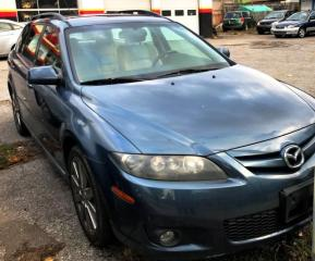 Used 2006 Mazda MAZDA6 GRAND TOURING S for sale in St. Catharines, ON