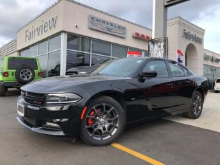 Used 2018 Dodge Charger GT..AWD..Navi   Roof for sale in Burlington, ON