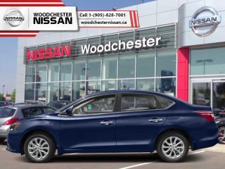 New 2019 Nissan Sentra SV CVT  - $147.07 B/W for sale in Mississauga, ON