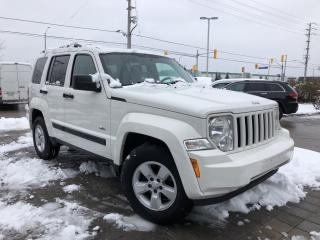 Used 2009 Jeep Liberty *Sport*4X4*Power Windows, Locks*Roof Rack for sale in Mississauga, ON
