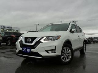 Used 2018 Nissan Rogue SV 2.5L AWD HEATED SEATS for sale in Midland, ON