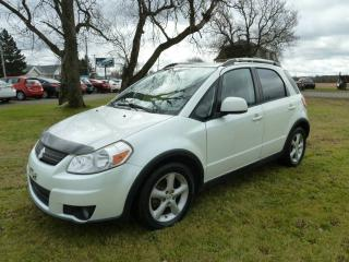 Used 2009 Suzuki SX4 Bicorps traction intégrale JLX automatiq for sale in St-Isidore, QC