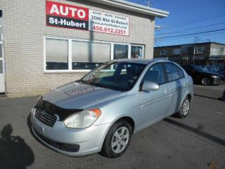 Used 2006 Hyundai Accent for sale in St-Hubert, QC