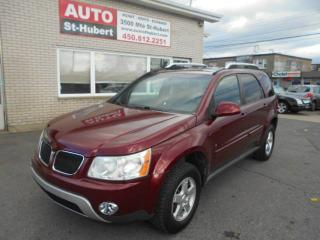 Used 2008 Pontiac Torrent for sale in St-Hubert, QC
