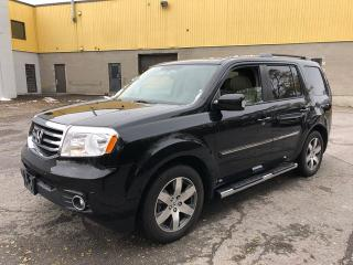 Used 2015 Honda Pilot Touring 4WD Navi & rear DVD for sale in Ottawa, ON