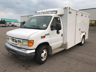 Used 2006 Ford Econoline E-450 Ambulance Diesel for sale in Ottawa, ON