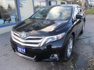 Used 2014 Toyota Venza LOADED LIMITED EDITION 5 PASSENGER 3.5L - V6.. AWD.. LEATHER.. HEATED SEATS.. DUAL SUNROOF.. BACK-UP CAMERA.. BLUETOOTH SYSTEM.. for sale in Bradford, ON