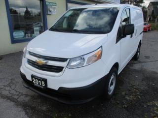 Used 2015 Chevrolet Express LT CARGO MOVING CITY-LT-VERSION 2 PASSENGER 2.0L - ECO-TEC.. DIVIDER.. SLIDING DOORS.. CD/AUX INPUT.. KEYLESS ENTRY.. for sale in Bradford, ON