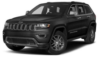 Used 2017 Jeep Grand Cherokee Limited for sale in Ottawa, ON