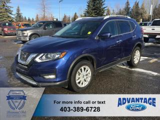 Used 2018 Nissan Rogue SV for sale in Calgary, AB