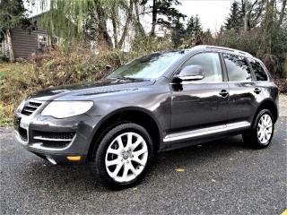 Used 2008 Volkswagen Touareg V6 for sale in Richmond Hill, ON
