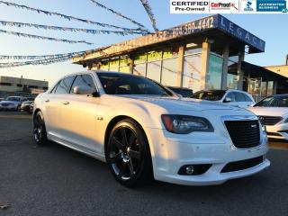 Used 2012 Chrysler 300 4dr Sdn 300C SRT8 for sale in Surrey, BC