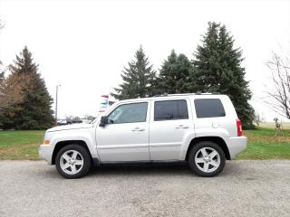 Used 2010 Jeep Patriot LIMITED EDITION 4X4 for sale in Thornton, ON